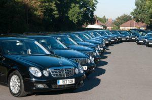 Mercedes Fleet