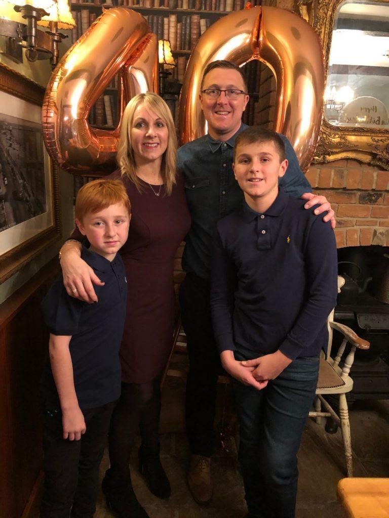 Morriss Family