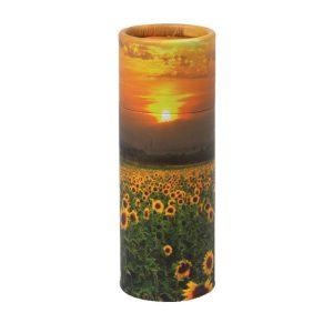 Sunflowers Scatter Tube