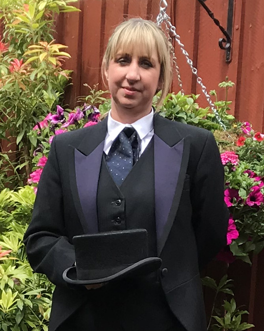 Christine Poole George Stacey Funeral Directors Hednesford