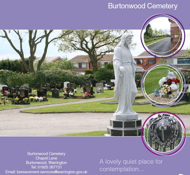 burtonwood cemetry