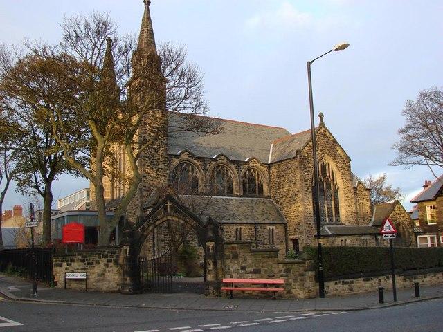 St Charles RC Church Gosforth