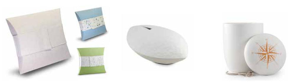 Short-Term Biodegradable Urns